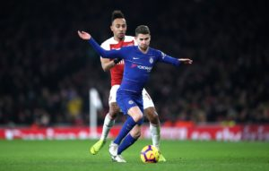The first-ever all-English Europa League final takes place in Baku on Wednesday with Chelsea and Arsenal going head-to-head.