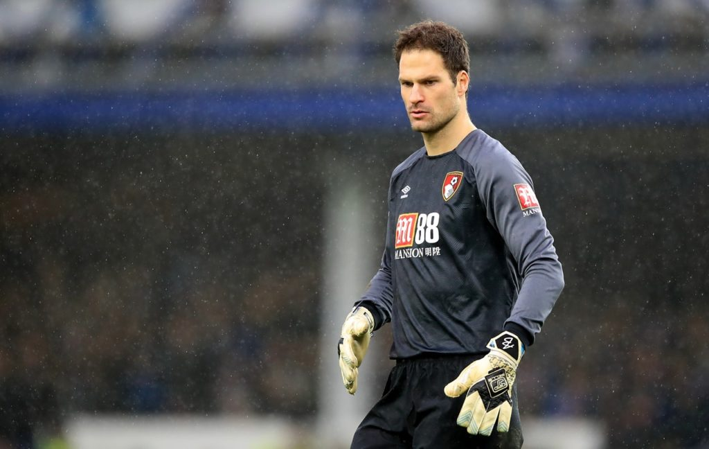 Nottingham Forest are the latest club to be linked with a summer swoop for Bournemouth's out-of-favour goalkeeper Asmir Begovic