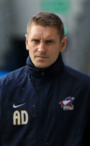 Goalkeeper Kyle Letheren could return as managerless Plymouth attempt to secure their Sky Bet League One status against fellow relegation candidates Scunthorpe.