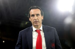 Unai Emery will switch his attention to achieving Europa League success after Arsenal's top-four hopes were all but dashed by Brighton.
