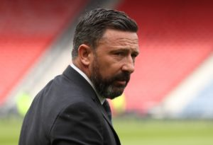 Aberdeen manager Derek McInnes admits he is proud of his players' efforts despite missing out on an automatic Europa League place.