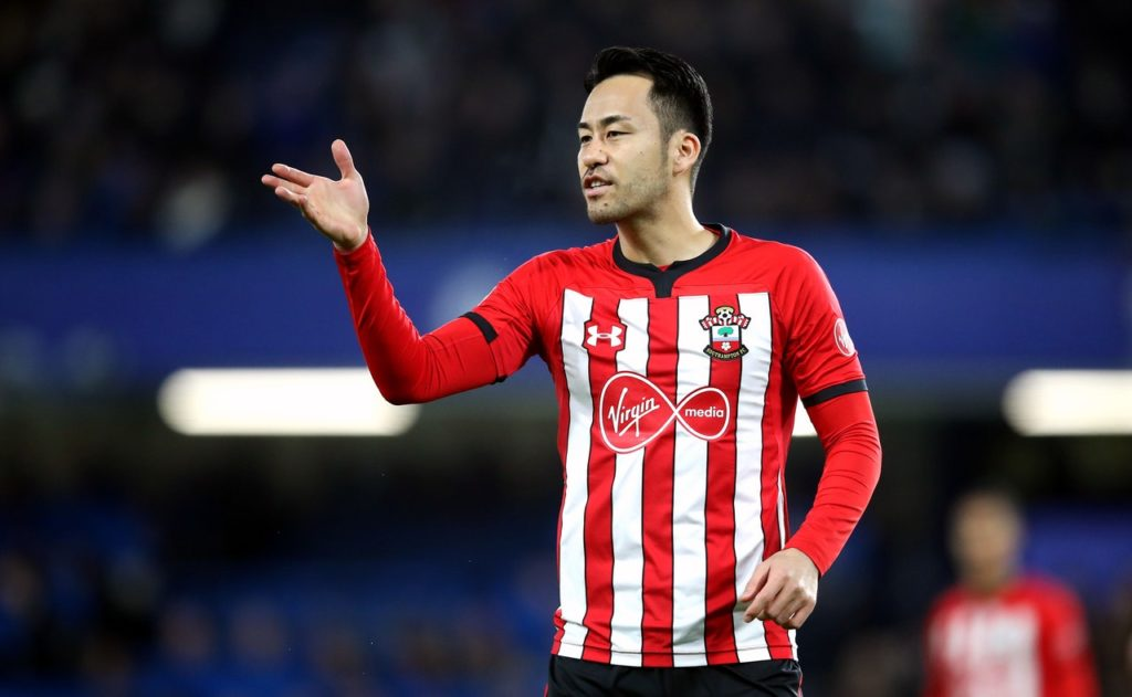 Maya Yoshida has been ruled out of Southampton's final game of the season against Huddersfield Town on Sunday.
