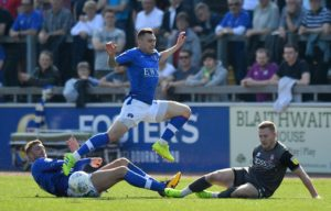 Exeter have signed defender Tom Parkes from Sky Bet League Two rivals Carlisle.
