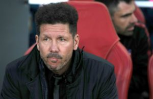 Atletico Madrid Diego Simeone says he is looking forward to the summer window as he looks to rebuild his squad.