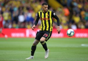 Etienne Capoue says he is happy Watford are not being talked up ahead of Saturday's FA Cup final against Manchester City.