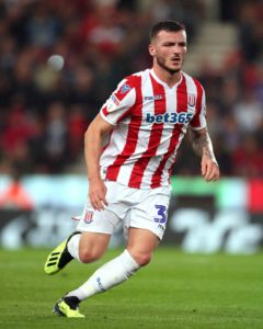 Stoke will check on the fitness of Tom Edwards ahead of Sunday's Sky Bet Championship clash with Sheffield United at the Bet365 Stadium.