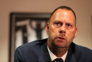Notts County chairman Alan Hardy admits he now regrets ever buying the club - which his wife told him not to do in the first place.