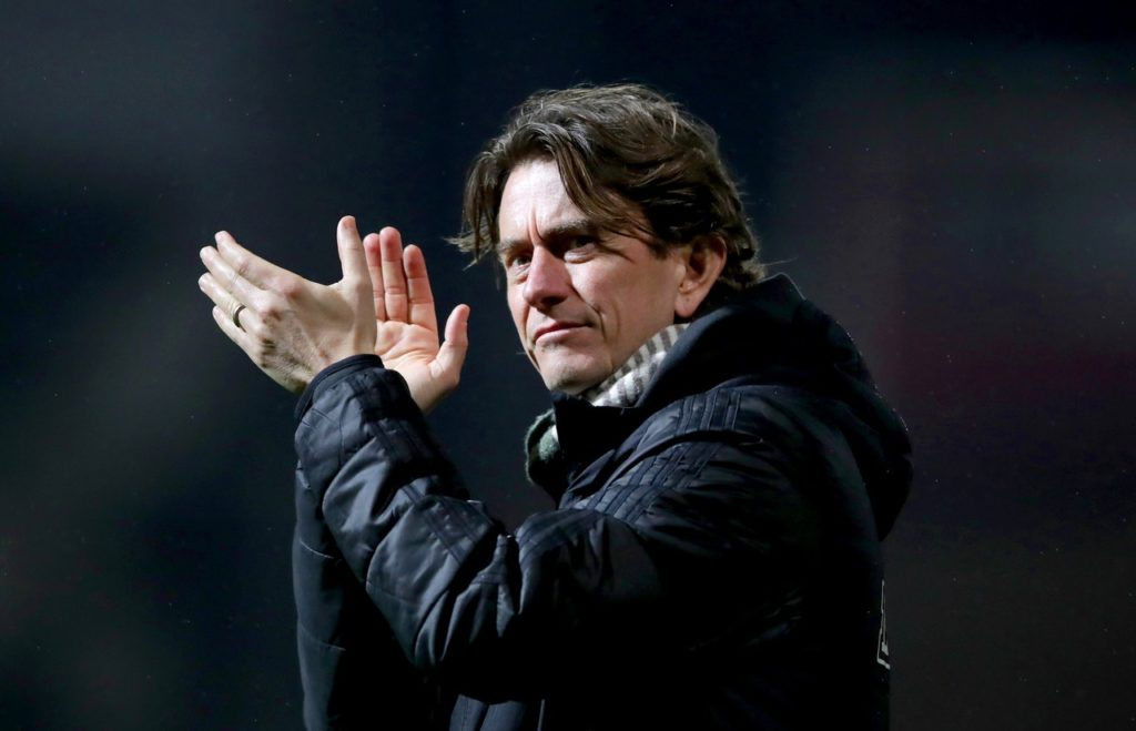 Brentford manager Thomas Frank spoke about the legacy of the club's late technical director Robert Rowan following the season-ending 3-0 win over Preston.