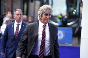 Manuel Pellegrini wants a Premier League top-10 finish for West Ham this season and a challenge for Europe next term.