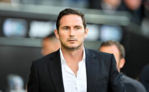 Derby County boss Frank Lampard will talk with the club hierarchy about his position after their play-off final loss to Aston Villa.