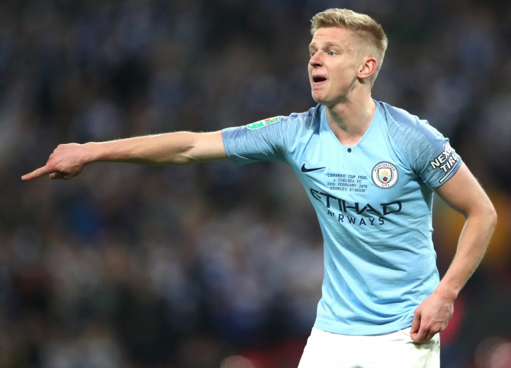 Oleksandr Zinchenko says the FA Cup has lost none of its romance and is just as important as winning the Premier League.