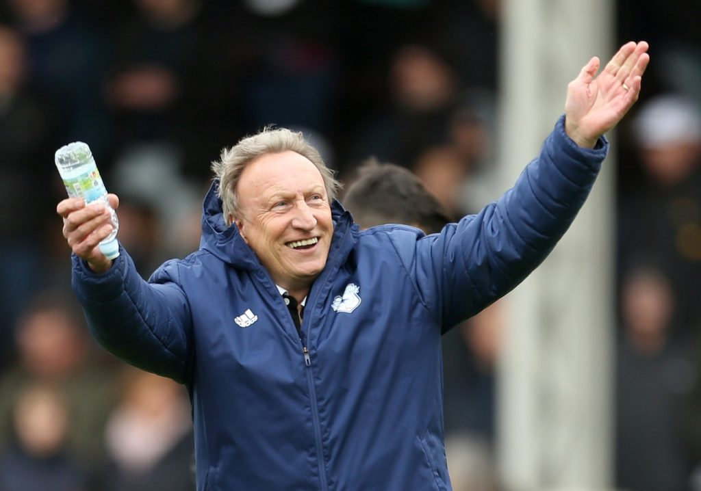 Cardiff City boss Neil Warnock says he intends to 'relax for a few days' before making a decision about his future at the club.