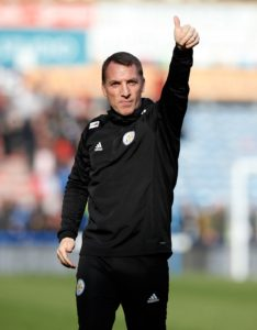 Steve Walsh believes manager Brendan Rodgers is the right man to take Leicester City onto the next level.
