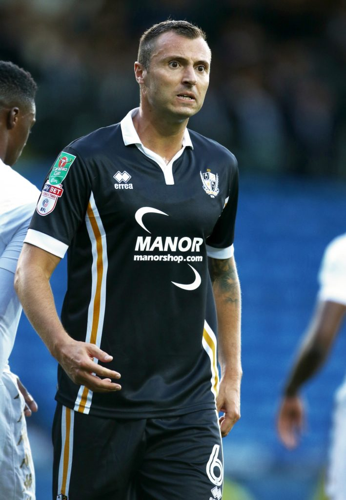 Port Vale have released nine players following the end of the League Two season.