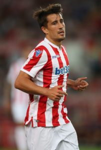 Stoke manager Nathan Jones says reports suggesting Bojan has been told he has no future at the club are wide of the mark.