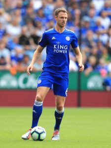 Jonny Evans has hailed the character in the Leicester squad after battling through what he described as a difficult campaign.