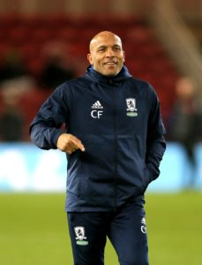 Middlesbrough assistant boss Sam Ellis and four other first-team staff members have followed Tony Pulis out of the club.