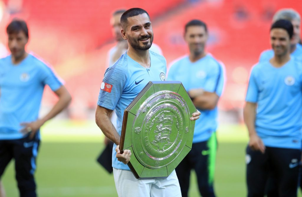 Ilkay Gundogan has stated his desire to re-open talks with Manchester City chiefs in the coming days over a new deal.