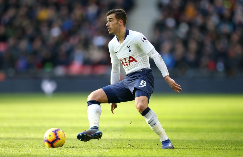 Harry Winks says Tottenham have shown great 'character and mental strength' in reaching their first Champions League final.