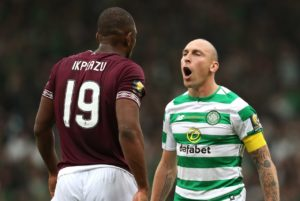 Uche Ikpeazu has vowed that he and Hearts will be a force to be reckoned with next season after coming close to ending a turbulent season on a high.