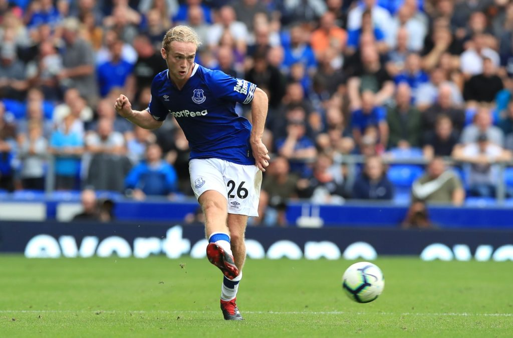 Marco Silva was delighted to secure Tom Davies' future at Everton and sees him playing a big part for the club in the upcoming years.