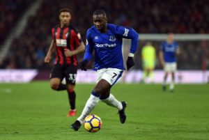 Everton have reportedly placed just a £7million price tag on winger Yannick Bolasie as they look to free up squad space.