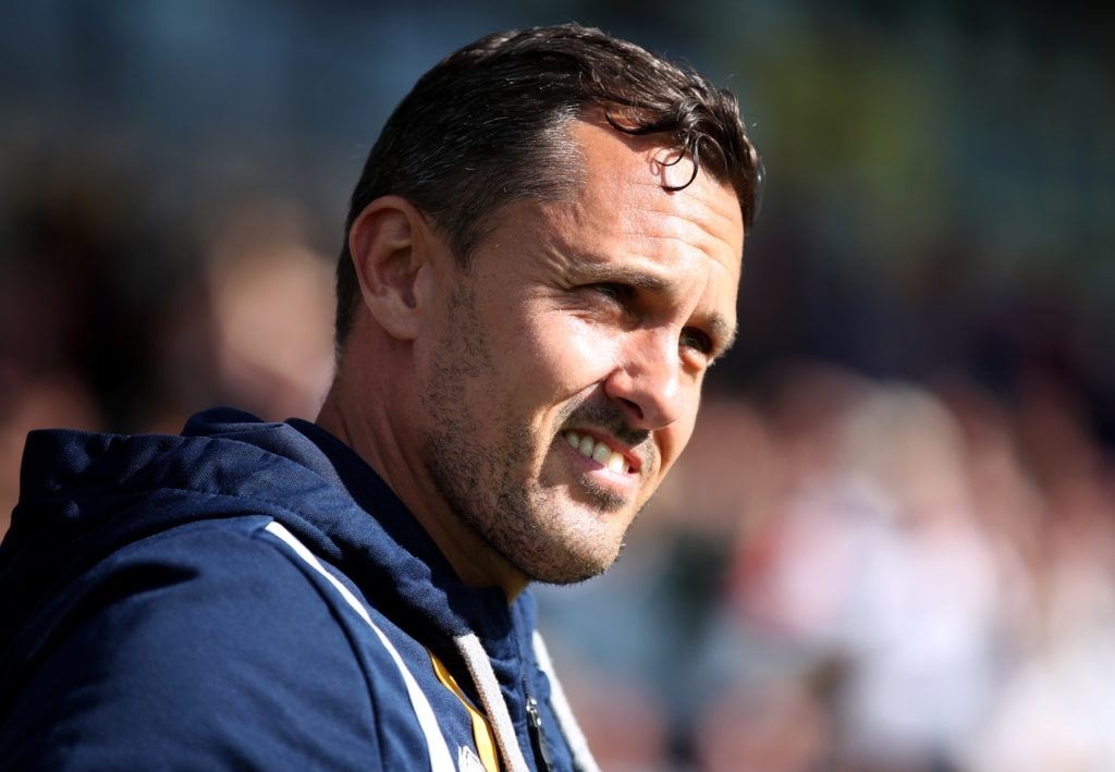 New manager Paul Hurst wants to bring 'that winning feeling' back to Scunthorpe.