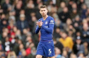 Jorginho's agent Joao Santos has refused to rule out the possibility of the midfielder leaving Chelsea for Juventus this summer.