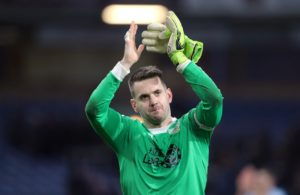 Tom Heaton has hailed the spirit of the Burnley squad after coming through a tough first half of the season.