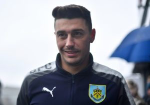 Matt Lowton says he is looking forward to battling with Phil Bardsley for the right-back spot in Burnley's side.