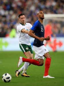 Alan Browne has admitted the Republic of Ireland did not do themselves justice in the last 12 months of Martin O'Neill's reign.
