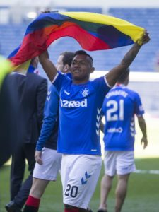 Rangers assistant boss Gary McAllister hopes missing out on a Copa America slot will finally convince Alfredo Morelos to clean up his act.