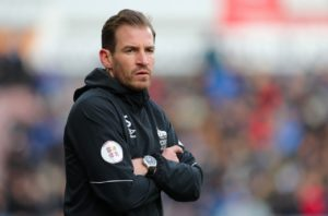 Huddersfield boss Jan Siewert says he will stick to his football philosophy moving forward after Town earned a 1-1 draw with Manchester United.