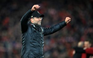 Liverpool boss Jurgen Klopp wants his side to focus on the Wolves finale and not be distracted by the Champions League.