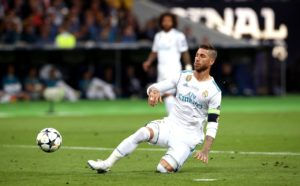 Skipper Sergio Ramos has insisted he wants to see out his contract at Real Madrid after dismissing claims he was keen to leave for China on a free transfer.