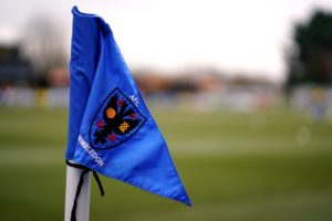 AFC Wimbledon have announced the signing of Nesta Guinness-Walker from non-league Metropolitan Police.