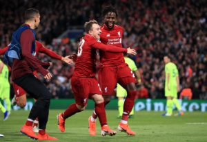 Liverpool produced a staggering comeback against Barcelona to reach the Champions League final in Madrid on June 1.
