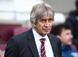West Ham boss Manuel Pellegrini says has been 'generally happy' with his first season at the club.