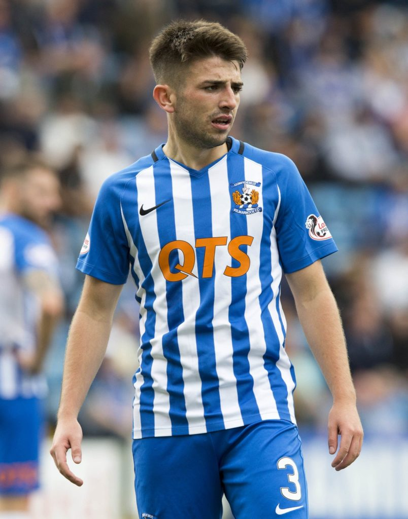 Kilmarnock left-back Greg Taylor is ready for a Scotland call-up, according to manager Steve Clarke.
