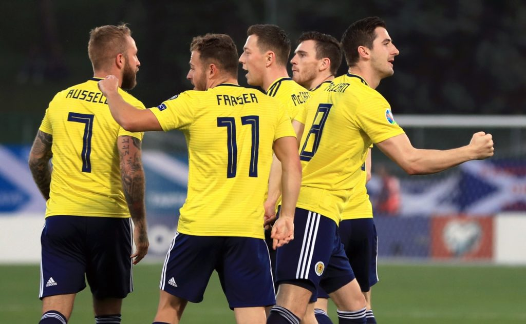 Kenny McLean is '100 per cent' enthusiastic for Scotland's European Championship qualifying double-header in June regardless of who will be national team boss.
