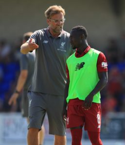 Naby Keita will miss Liverpool's trip to Newcastle on Saturday with a high-grade abductor injury that will keep him out for two months.