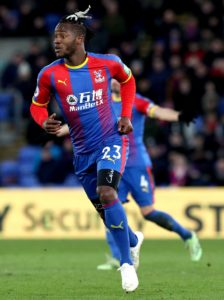 Roy Hodgson urged Crystal Palace to secure the futures of Wilfried Zaha and Aaron Wan-Bissaka and seal the signing of Michy Batshuayi.
