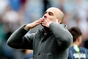 Pep Guardiola says Manchester City's domination of English football will count for nothing unless they win the Champions League.