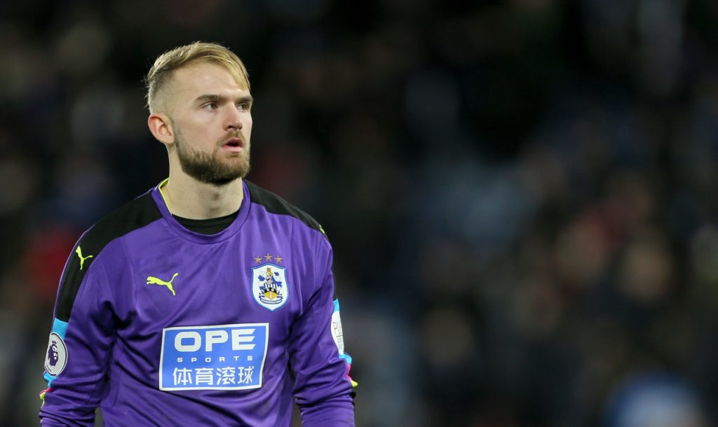 Joel Coleman hopes to battle for the Terriers number one spot despite the club appearing to be on the lookout for a new goalkeeper.