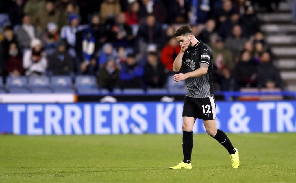 Burnley winger Robbie Brady says he is determined to make a flying start to next season following his recent injury woes.