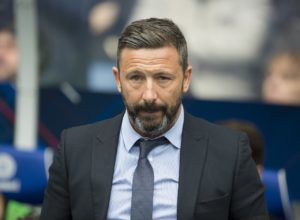 Aberdeen manager Derek McInnes is far more concerned with boosting his side's European targets than worrying about a potential title party at Pittodrie.