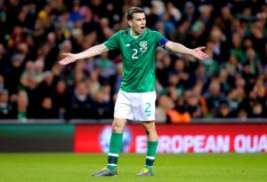 Seamus Coleman has warned Denmark that the Republic of Ireland owe them one as the familiar foes prepare to meet once again.