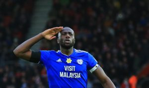 Sol Bamba says he wants to play on until he is 40 and would be delighted if he finished his playing career with Cardiff City.