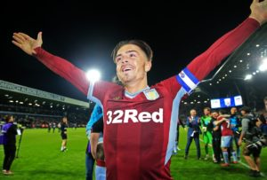 Skipper Jack Grealish insists Aston Villa can win at Wembley and erase their play-off heartache.