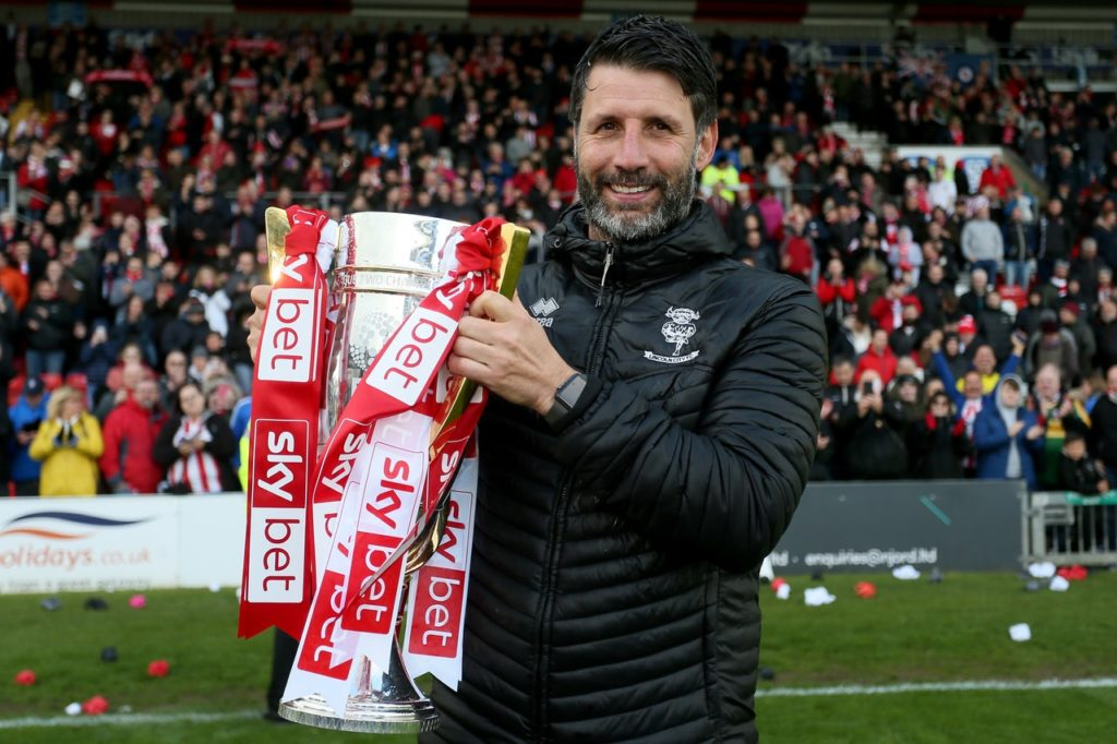 West Brom have opened talks with Lincoln boss Danny Cowley as they step up their hunt for a new manager.